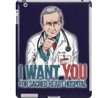 Scrubs Bob Kelso iPad Case/Skin