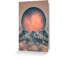 Rise Again (Solar Eclipse) Greeting Card