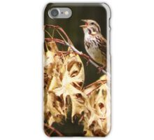 Let's Sing a New Song iPhone Case/Skin