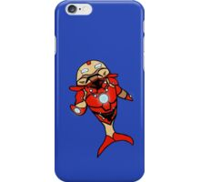 The Invincible Iron Whale iPhone Case/Skin