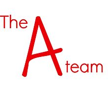 the a team pretty little liars by charduisters