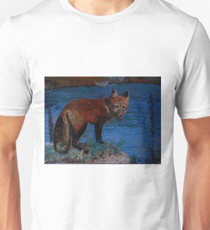 Mischievous, As In Fox Unisex T-Shirt