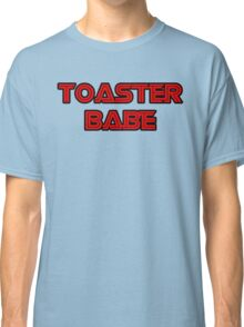 Toaster Babe Classic T-Shirt