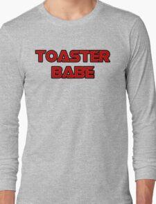 Toaster Babe Long Sleeve T-Shirt
