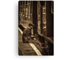Steamwork  Canvas Print