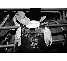 Broncos and Bulls # 7 Photographic Print