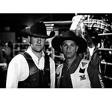 Broncos and Bulls # 8 Photographic Print