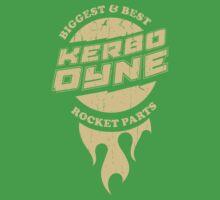 Kerbal Space Program - Kerbodyne Rocket Parts by PPWGD