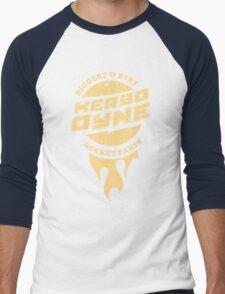 Kerbal Space Program - Kerbodyne Rocket Parts Men's Baseball ¾ T-Shirt
