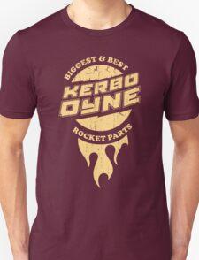 Kerbal Space Program - Kerbodyne Rocket Parts Unisex T-Shirt
