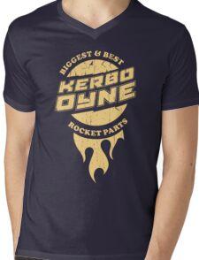 Kerbal Space Program - Kerbodyne Rocket Parts Mens V-Neck T-Shirt