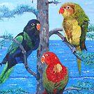 Trilogy in Bird by Kashmere1646