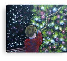 Christmas  wonder Canvas Print