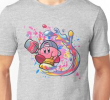 Kirby is a true artist Unisex T-Shirt