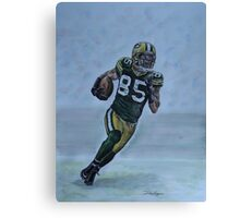 Jennings on the run Canvas Print