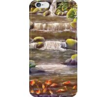 Breakfast With The Koi.......... iPhone Case/Skin