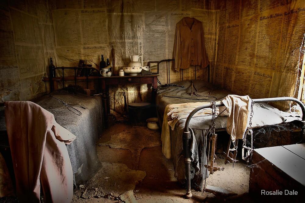 Kate's Cottage ~ Bedroom by Rosalie Dale