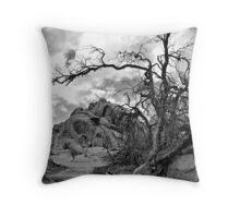 Joshua Tree Throw Pillow