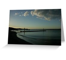 Kalbarri Jetty Greeting Card