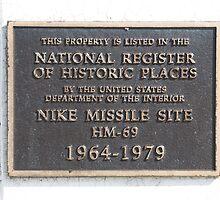 National Registry of Nike Missile site HM-69 by njordphoto