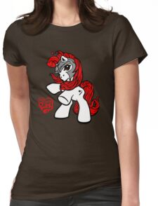 My little Pwny Womens Fitted T-Shirt