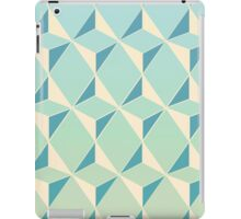 Triangles and Squares X iPad Case/Skin