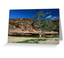 Murchison River Greeting Card