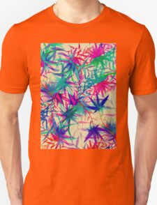 Tropical Jungle - a watercolor painting T-Shirt
