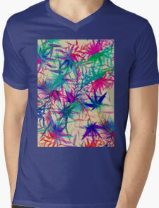 Tropical Jungle - a watercolor painting Mens V-Neck T-Shirt