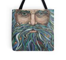 Old man Ocean Tote Bag