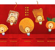 Chinese New Year Choir by MissKoo