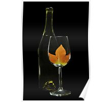 Fleur du Vin Poster