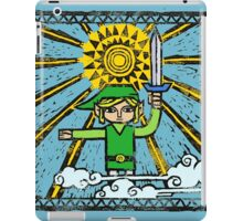 The Legend of Zelda - Link's History by Shoro iPad Case/Skin