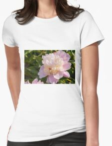 In Full Bloom Womens Fitted T-Shirt