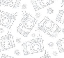 Retro photo cameras by msOctopus