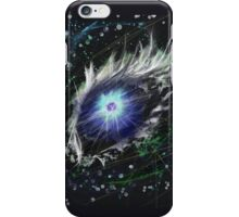 Eye abstract fantasy  iPhone Case/Skin