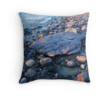 photoj S.A. Hallet Cove Waterscape Throw Pillow