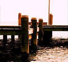 Dreaming of a Coastal Town 05 by Steven Maynard