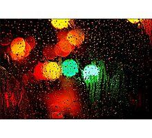 City Lights..  Photographic Print