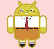Droidarmy: Spongedroid Squarepants Kids Clothes