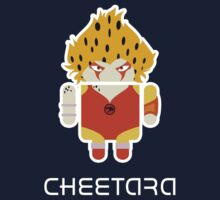 Droidarmy: Thunderdroid Cheetara  One Piece - Long Sleeve