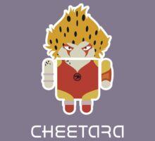 Droidarmy: Thunderdroid Cheetara  Kids Tee