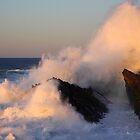 Stormy Seas by Chappy