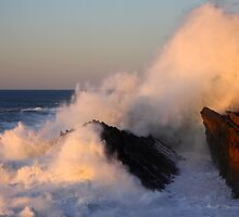 Stormy Seas by Chappy