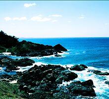 Blue Coast by Steven Maynard