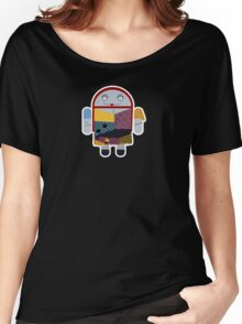 Droidarmy: Sally NBC Women's Relaxed Fit T-Shirt
