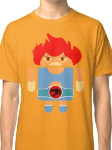 Droidarmy: Thunderdroid Lion-o no text Classic T-Shirt
