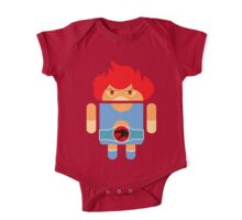 Droidarmy: Thunderdroid Lion-o no text One Piece - Short Sleeve