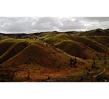 Hills of Eastern Oregon Photographic Print