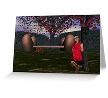 ASL I Love You from Valentine Park Greeting Card